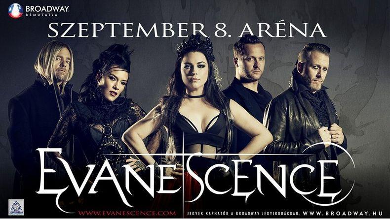 Evanescence Kiemelt események