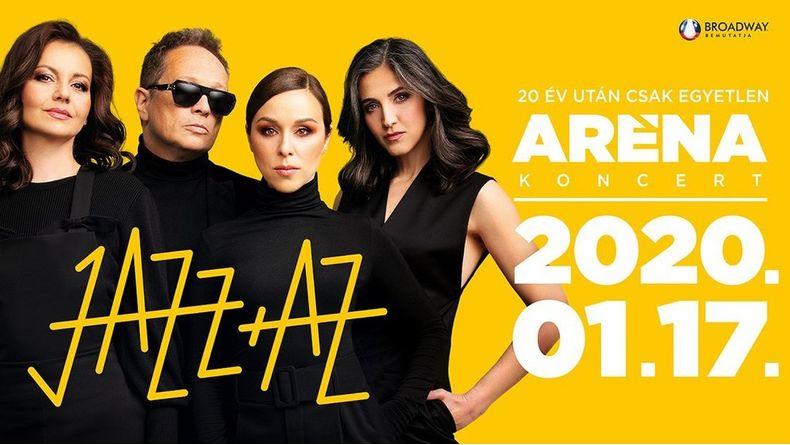 JAZZ+AZ koncert Kiemelt események