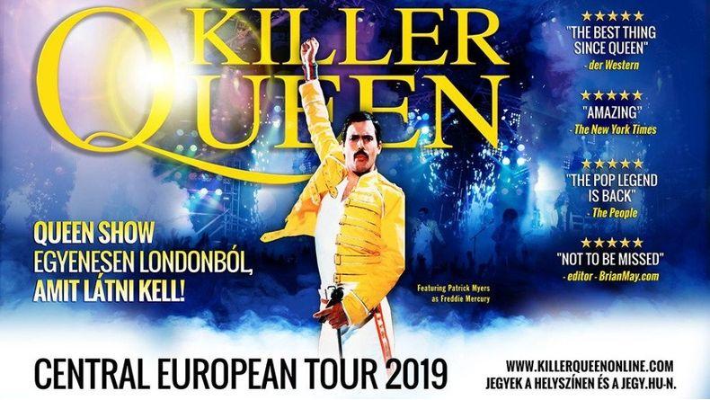 Killer Queen - Queen Show Kiemelt események
