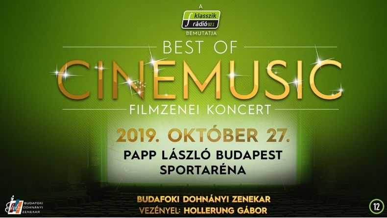 Best of Cinemusic 2019 Kiemelt események