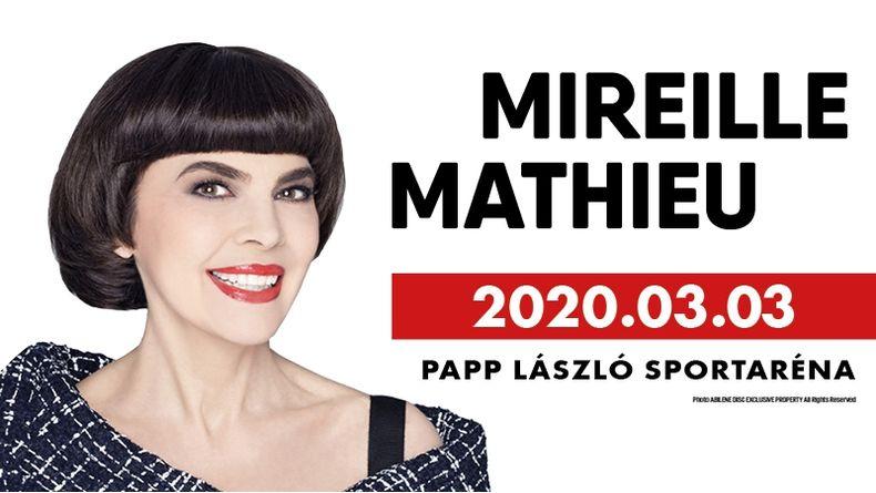Mireille Mathieu koncert Kiemelt események