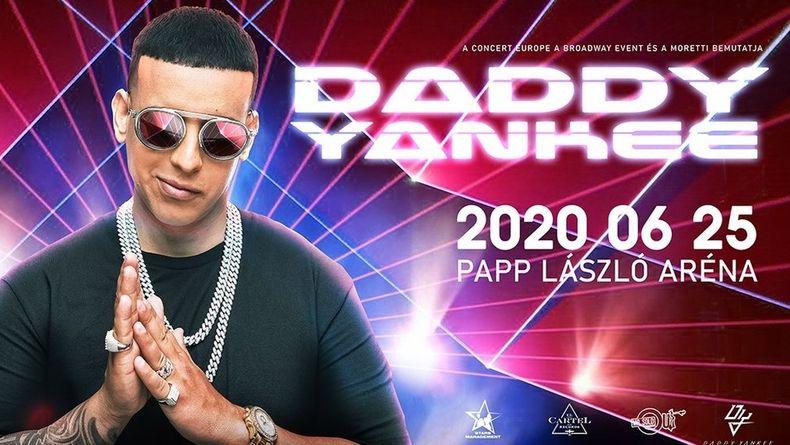 Daddy Yankee Kiemelt események