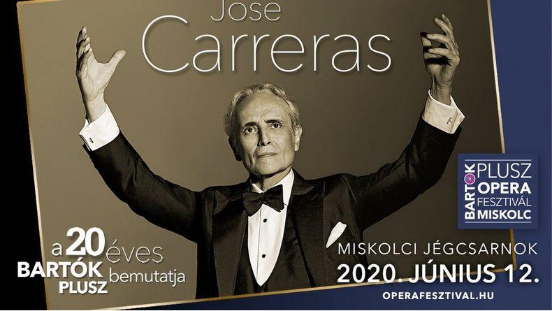 Jose Carreras Operagála Kiemelt események