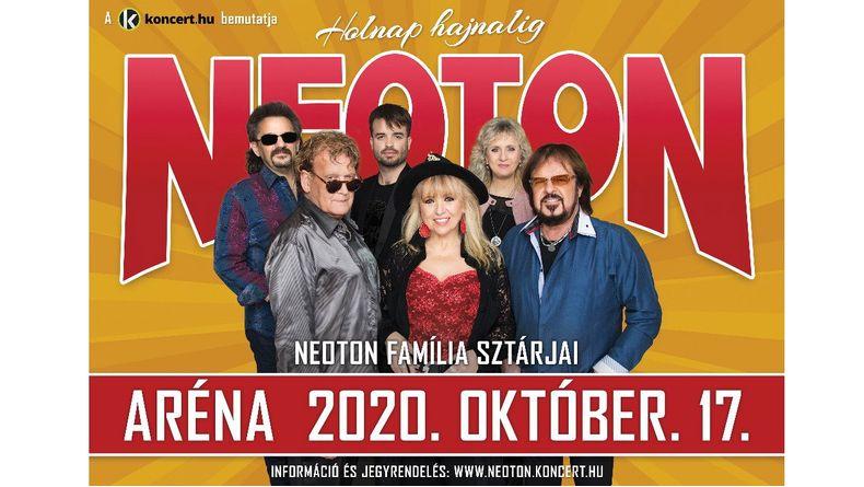 Neoton - Holnap hajnalig Kiemelt események