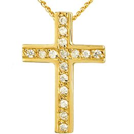 ΒΑΠΤΙΣΤΙΚΟΙ ΣΤΑΥΡΟΙ C000442 000442C Χρυσός 14 Καράτια