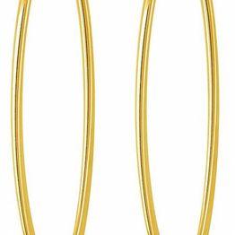 Gold hoops 925 Vogue 0070231 0070231 Ασήμι