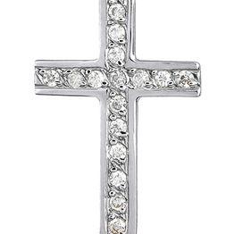 Γυναικείοι Σταυροί 007864 007864 Χρυσός 14 Καράτια