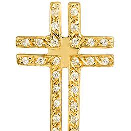 ΓΥΝΑΙΚΕΙΟΣ ΣΤΑΥΡΟΣ 015191 015191 Χρυσός 14 Καράτια