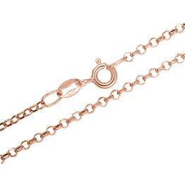 Αλυσίδα λαιμού σε ροζ χρυσό Κ14 021435 021435 Χρυσός 14 Καράτια