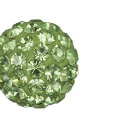 Σκουλαρίκια με πράσινες πέτρες 925 022251 022251 Ασήμι
