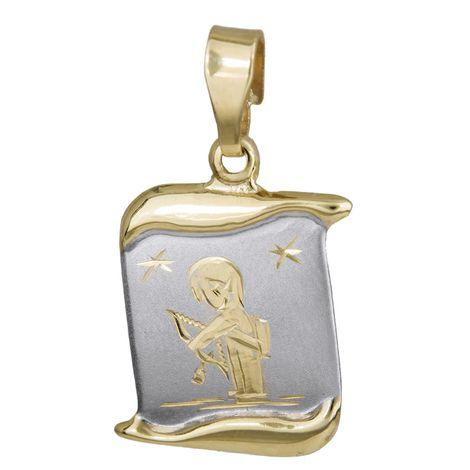 Παιδικό ζώδιο Τοξότης Κ14 024772 024772 Χρυσός 14 Καράτια