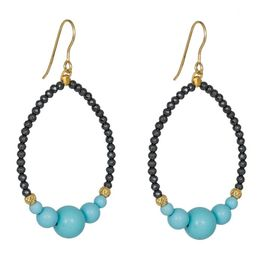 Γυναικεία σκουλαρίκια 925 Tirquaz Baroque 036511 036511 Ασήμι