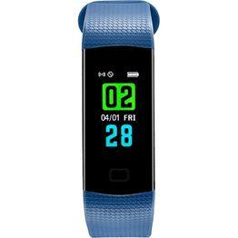 Activity Tracker Watch CN23 DAS.4 Blue Rubber Strap 50094 50094