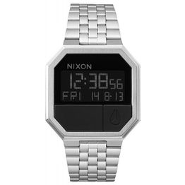 Nixon Re-Run Bracelet με ψηφιακές ενδείξεις A158-000-00 A158-000-00 Ατσάλι