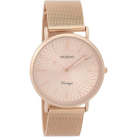 OOZOO Rose gold bracelet 36.00mm C9344 C9344