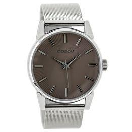Γυναικείο ρολόι OOZOO Silver bracelet C9549 C9549