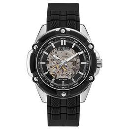 Guess Men's Timepiece Bolt Automatic GW0061G1 GW0061G1 Ατσάλι