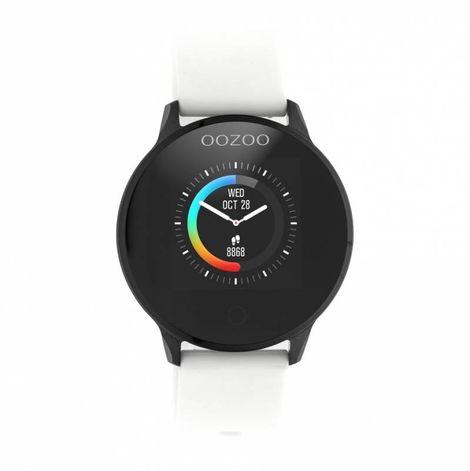 Smartwatch OOZOO White Strap Black Q00112 Q00112