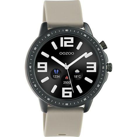 Smartwatch OOZOO Grey Rubber Strap Q00330 Q00330