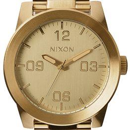 Ρολόι χειρός Nixon Corporal Gold Bracelet A346-502-00 A346-502-00 Ατσάλι