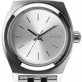 Ρολόι Nixon Time Τeller Stainless Steel Bracelet A399-1920-00 A399-1920-00 Ατσάλι