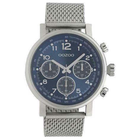 OOZOO Timepieces Silver Bracelet C10700 C10700