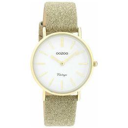 Ρολόι γυναικείο OOZOO Vintage Gold Strap C20156 C20156