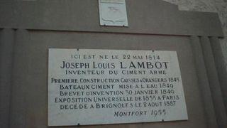 Maison de Joseph Lambot