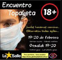 Encuentro +18 Topaketa en el Sector Bilbao