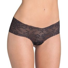 10144013 Sloggi Light Lace 2.0 Hipster (Flow) ΜΑΥΡΟ