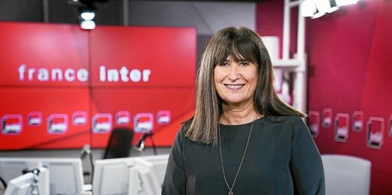 Catherine Nayl : le rocher de France Inter