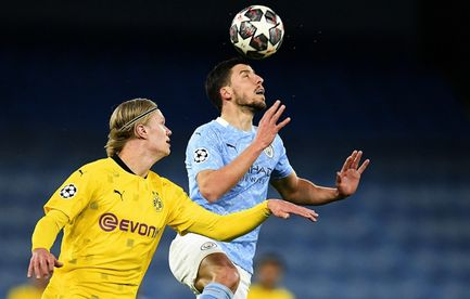 Football. Ligue des champions : Manchester City sous pression face à Dortmund