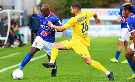 Football. National : objectif 48 points pour Concarneau