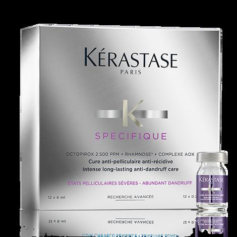 Kerastase Specifique Abundant Dandruff αμπούλες 12X6ml
