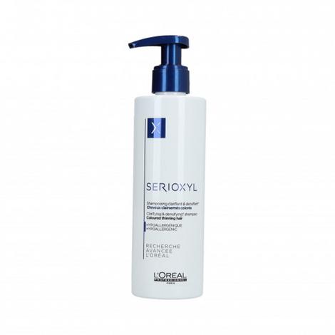 LOreal Professionnel Serioxyl Shampoo Για Βαμμένα Μαλλιά 250ml