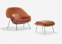Knoll's designs revolutionized modern seating