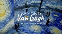 Unique Van Gogh exhibition opens in Miami April 15