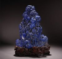 Chinese scholar's rocks: artworks created by nature