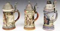 Collectors toast the artful history of German beer steins