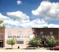 Bob Dylan Center to open in Tulsa in May 2022