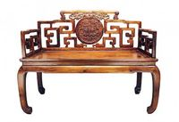 Chinese rosewood furniture earns worldwide audience