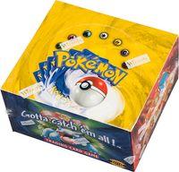 Livestreamed Pokemon vintage box break set for June 27