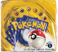 Pokemon 1999 first-edition booster box is 'caught' for $384K
