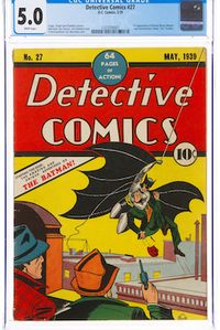 Character debuts add value to classic comic books