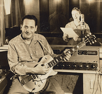 Christie's to auction Les Paul's iconic 'Number One' guitar, Oct. 13