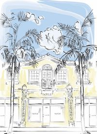 Doyle opens new gallery in Palm Beach