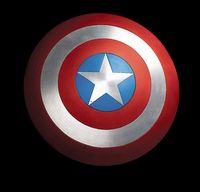 Hake's to auction Chris Evans screen-used Capt. America shield from Avengers: Endgame