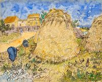 Auction record predicted for important van Gogh watercolor