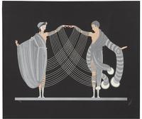 Erte, master of Art Deco design's many disciplines
