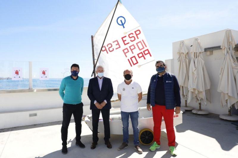 El Puerto Deportivo de Marbella será este fin de semana el escenario del campeonato provincial de vela infantil con 80 participantes de entre 7 y 15 años